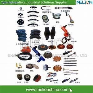 Tire Retreading Repair Tools