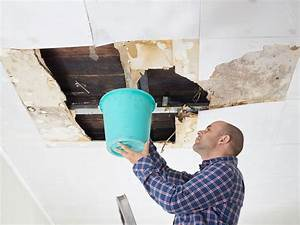 How To Fix A Leaking Roof From The Inside