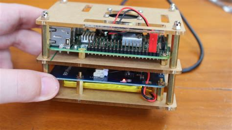 raspberry pi club battery ups kit assembly guide and review