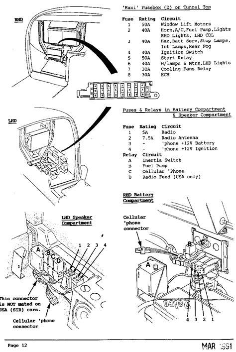 Hyundai Grace Electrical Wiring Diagram