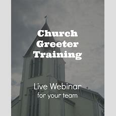 Ebook How To Welcome Church Visitors Evangelismcoach