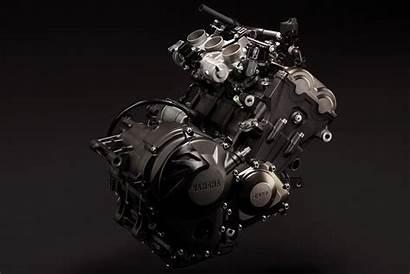 Engine Bike Fz Motorbike Engines Yamaha Background