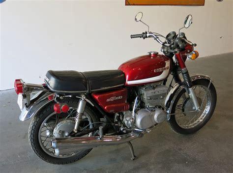 Suzuki Gt380 by 1972 Suzuki Gt380 Connors Motorcar Company