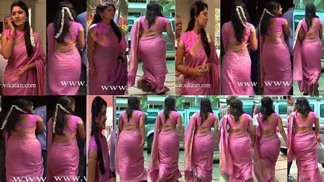 Deivamagal Serial Actress Sathyavani Bhojanhotandsexy