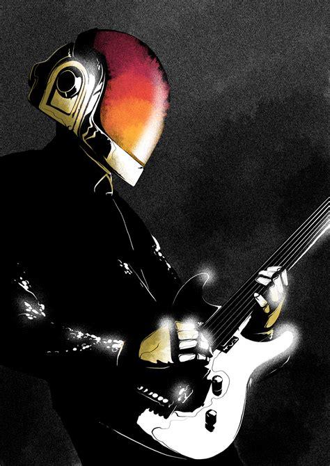 Daft Punk - Daft Punk Fan Art (34260064) - Fanpop