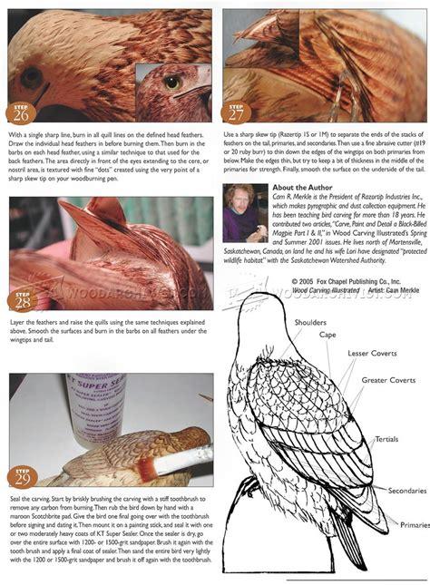 bald eagle carving wood carving patterns woodarchivist
