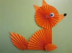 Craft Ideas with Paper for Kids