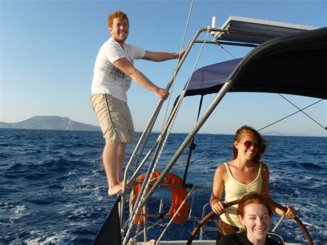 Sailing Greek Islands October by 4 Days Sailing Cruises In Greece Sailing The Greek