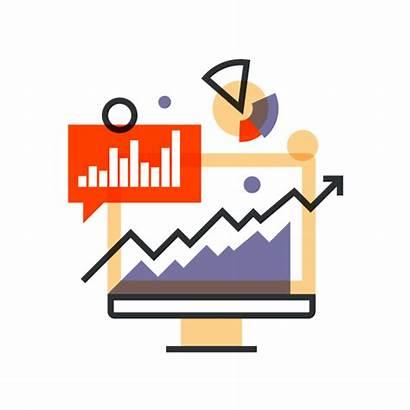 Analytics Optimization Rate Conversion Icon Process Google