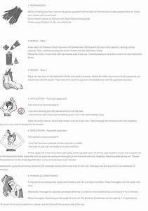 English Instructions For Schwarzkopf Brillance
