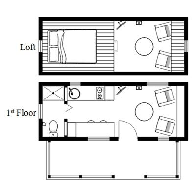 small house floor plans with porches humblebee porch tiny house plans with side entrance