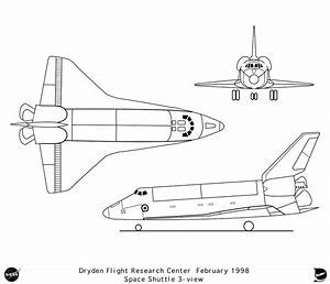 NASA Space Shuttle Blueprints (page 4) - Pics about space