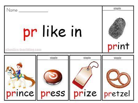 phonics flip book pr words guided reading phonics flip