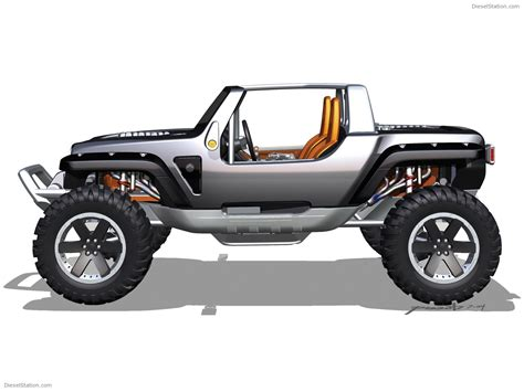 concept jeep jeep hurricane concept exotic car wallpapers 002 of 19