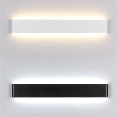 surface mounted up and indoor led wall light modern