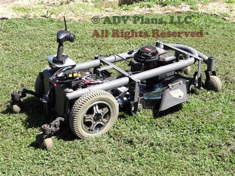 guide how to build a radio rc lawn mower every topic covered diy 741533281152 ebay