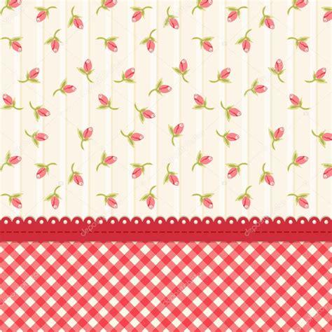 retro shabby chic shabby chic background with tulips stock vector 169 ishkrabal 66506409