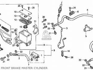 Honda Trx300ex Fourtrax 300ex 1993  P  Usa Parts List
