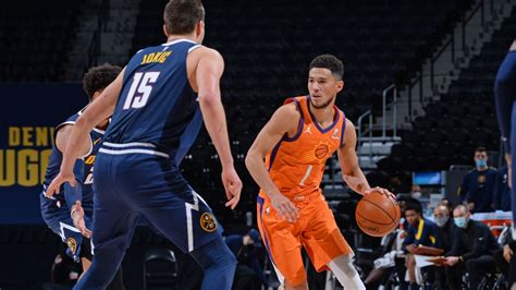 NBA Playoffs Series Odds & Schedule: Suns Enter Conference ...