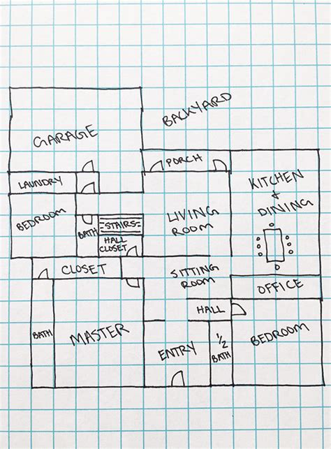 home design graph paper house plans on grid paper home design and style