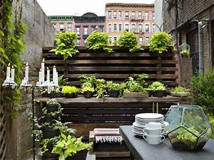 plante en pot pour terrasse 50 idees fraiches With wonderful idee amenagement terrasse exterieure 3 comment amenager une cuisine dete dans son jardin