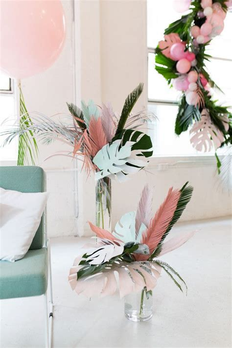 Tropical Shower by Tropical Pastel Baby Shower Wedding Ideas 100