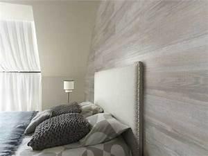 stunning chambre lambris et peinture gallery design With peinture lambris sans poncer