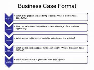 simple business case template powerpoint business case With simple business case template powerpoint