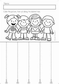 back to school preschool no prep worksheets amp activities 176 | c2a20f7a396ec425bba032fccdfe9916 preschool cutting practice preschool ideas