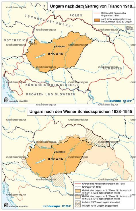 zeitschrift osteuropa ungarn nach dem vertrag von