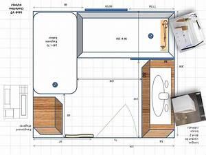Plan Sdb 4m2. Free Charmant Salle De Bain M Avec Baignoire Plan ...