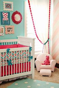 25 baby bedroom design ideas for your cutie pie With baby girl bedroom decorating ideas
