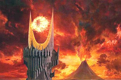 Lord Of The Rings 4k Wallpaper Eye Of Sauron Themed Trojan Targets Russia Sweden The Register