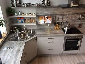 Moderne Küchen L Form : nobilia musterk che moderne xeno k che in l form ausstellungsk che in k ln von k chenstudio ~ Sanjose-hotels-ca.com Haus und Dekorationen