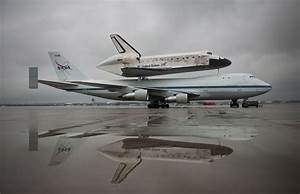 Space Shuttle Discovery's retirement party