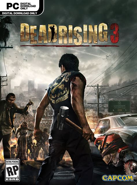 Buy Dead Rising 3 Apocalypse Edition Steam