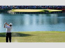 17th hole at TPC Sawgrass is an island unto itself at