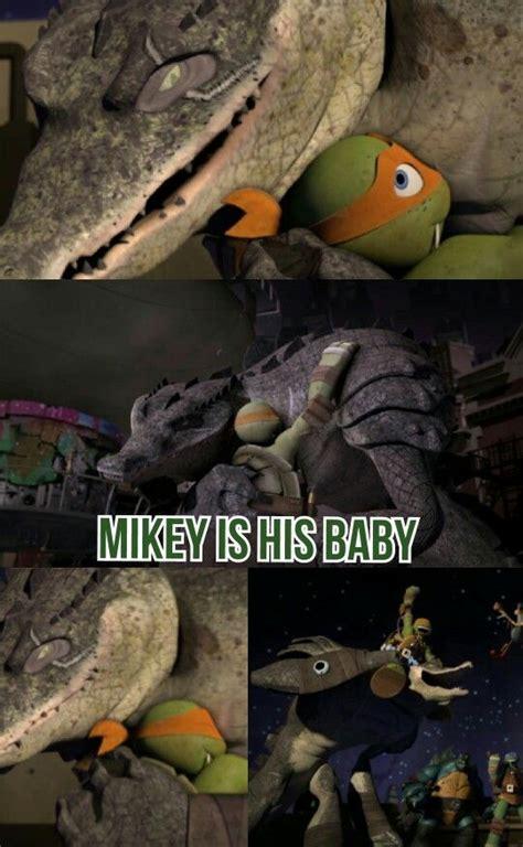 Teenage Mutant Ninja Turtles 2012 Leatherhead