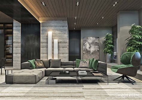 luxurious apartment redefines  term urban jungle