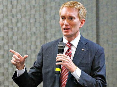 senator james lankford  release book detailing