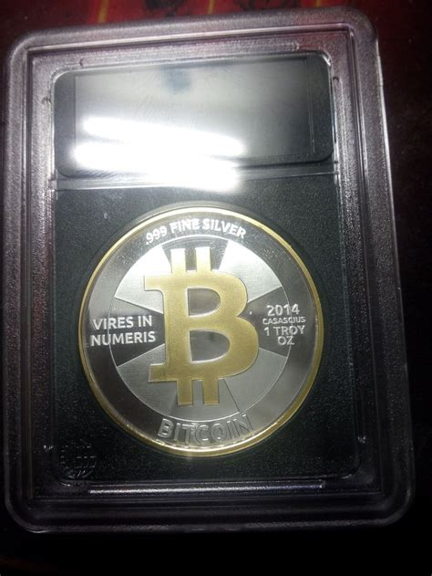 Bitpay had the company bitstop come out for a. Casascius Bitcoin St. Petersburg Bowl Physical Coin - A Brief Review   Digital Money Times