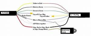 Trailer Wiring Diagram 4 Pin