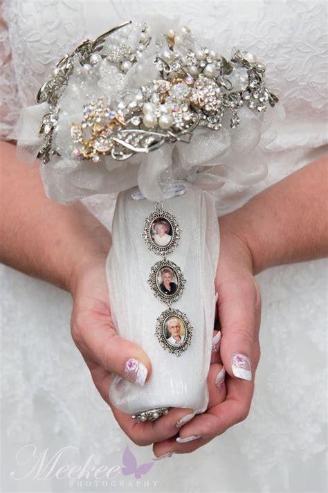 memory charm for bridal bouquet wedding keepsake photo charm bridal bling australia madeit