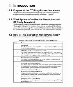 Manuals Examples