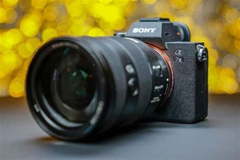 sony  iii review photography blog