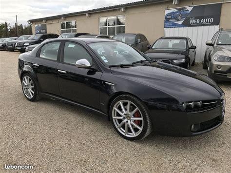 Alfa Romeo 159 Review & Ratings Design, Features