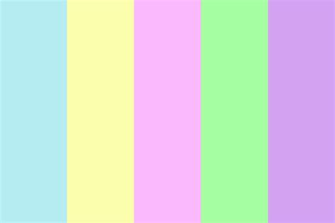 what are easter colors bright easter color palette