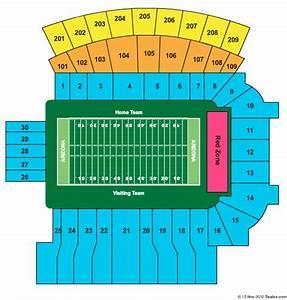 Arizona Stadium Seating Chart Arizona Stadium Event