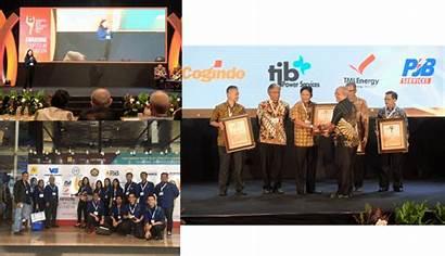 Electricity Award Indonesia Sebagai Company