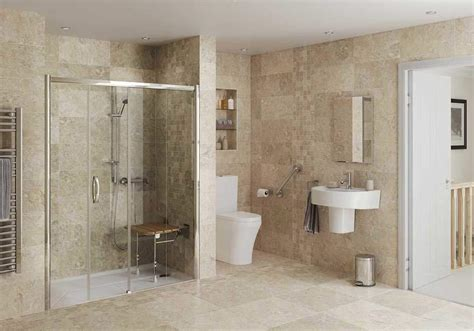 Walk In Showers And Walk In Baths For The Elderly Or Disabled